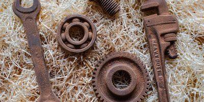 Шоколадные инструменты и подарочные наборы ручной работы от мастерской Choco King со скидкой до 51%