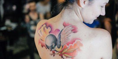 IV Международный фестиваль татуировки